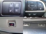 各種スイッチ付きです♪横滑り・スピン防止の安全装置を装備しております。自動的にブレーキ・アクセルを制御して挙動を安定させる装置です。いざという時も安心の装備です。