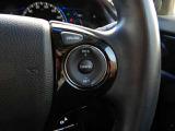 ハンドル右側にクルーズコントロールのスイッチがついています。