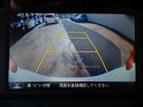 車庫入れ時に安心のバックカメラがついています。