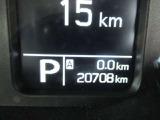 走行距離20708km