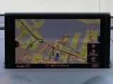 アウディのナビゲーションシステム『MMI(マルチメディアインターフェイス)』 ナビ・オーディオ・車両設定等すべての機能を司どっています。