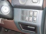 横滑り空回りOFFスイッチ・4WD切り替えボタン・フロントガラス熱線スイッチ・
