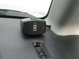 これは、コーナーセンサーです。センサーが感知してぶつかるのを防止してくれます!