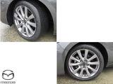 優れたウエット性能と燃費性能を備えた、BRIDGESTONEプレミアム・ツーリングタイヤ、TURANZA T005を装着。タイヤのサイズは215/45R18になります。