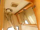 温水シャワー可能 コンパクトなボディながら充実した装備
