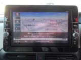 メモリーナビ(MM320D-L)、TV(フルセグ)。