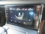 エアコンは直感的操作が可能なタッチパネルへと進化しました!オートエアコン、シート&ステアリングヒーター装備で快適です!
