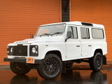 ランドローバー ディフェンダー 110 SW ディーゼル 4WD