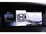 バックカメラ、360度カメラが装備されておりますので駐車時も安心です!!