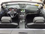 メルセデス・ベンツ SL550 ブルーエフィシェンシー AMGスポーツパッケージ