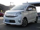 三菱 eKカスタム T e-アシスト 4WD