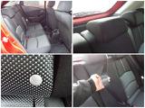 【後席の座り心地♪】 しっかり座れる後席です!ISO規格のチャイルドシート装着にも対応!!