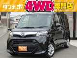 ダイハツ トール 1.0 G リミテッドII SAIII 4WD