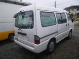ボンゴバン  入浴車 デベロ 4WD 寒冷地対策有