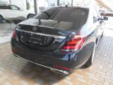 メルセデス・ベンツ S560ロング ショーファーリミテッド
