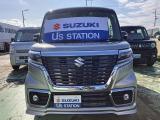 スズキ スペーシアカスタム ハイブリッド(HYBRID)  XSターボ 4WD