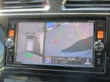 上から丸見えアラウンドビュー!車を真上から見下ろした様な映像を映し出すアラウンドビューモニター。これで車庫入れもラクラク。