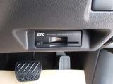 ビルトインタイプのETC装備です!高速道路もストレスなくスムースに走行できますよ。