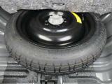 応急タイヤもしっかり確認!点検チェックし心配されない状態でお渡しいたします。