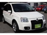 パンダ 100HP 日本100台限定車 禁煙 6速MT CD ETC