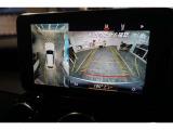 360°カメラを搭載しております。フロントカメラ、サイドカメラからの映像も確認出来ます。