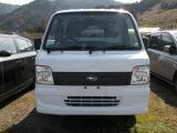 サンバートラック  4WD 5MT エアコン パワステ 作業灯