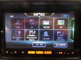 Bluetooth Audio、MUSIC STOCKER、フルセグTV、CD、DVD再生可能です♪