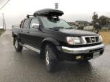 日産 ダットサンピックアップ 3.2 AX リミテッド ダブルキャブ ディーゼル 4WD