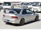 インプレッサWRX  WRX タイプR STiバージョン6 車高調
