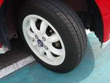 155/65R14インチタイヤ&専用アルミホイルです。