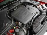 ◆1.5L 直列4気筒DOHCエンジン+ターボ+ハイブリッド ◆184ps/6,100rpm:28.6kgm/4,000rpm(カタログ値)