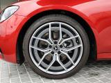 ◆19インチ AMG5ツインスポークアルミホイール ◆Mercedes-Benzロゴ付ブレーキキャリパー&ドリルドベンチレーテッドディスク