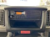 スピーカー内蔵型で操作しやすいAM/FMラジオです♪