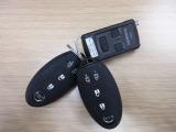 【インテリジェントキー】鍵を身につけていればドアの施錠が可能です!バッグから鍵を探す必要がないのでキーレスよりさらに便利な機能です☆
