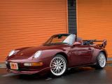 911カブリオレ カレラ ティプトロニック 正規D車後期バリオラム整備記録H11y-H31y