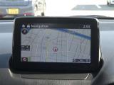 メモリーナビ+フルセグTV付きです!初めての道も迷いにくく、ロングドライブも快適ですよ♪