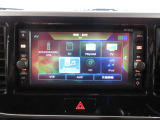 Bluetooth Audio、フルセグTV、CD再生可能です♪