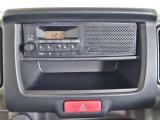 AM/FMラジオ付、好きなラジオを聴きながらビジネスも順調ですね!
