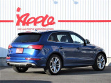 SQ5  3.0 クワトロ 4WD