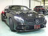 Sクラスクーペ S560クーペ 4マチック AMGライン 4WD ワンオーナー レザーEXC ブルメ...