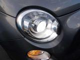 夜道を明るく照らすキセノンヘッドライト標準装備!