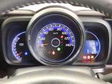 メーターは3眼式で、真ん中にスピードメーター・左側に回転計・右側に距離計を配置してます♪とっても見易いです!