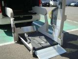 ハイエースバン 2.8 ウェルキャブ Bタイプ ロング ディーゼル 4WD