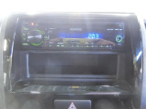 CD+チューナーを装備しています。