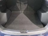 後部座席を倒せばたくさん荷物も積めます。