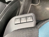 フロントシートにはマッサージ機能付き!