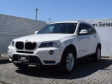 BMW X3 xドライブ20d ディーゼル 4WD
