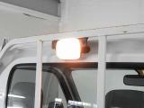 ★ガードパイプ付鳥居★ リアガラスを保護する頑丈設計の鳥居です!夜間作業も作業灯装備で安心安全♪ お仕事がはかどります♪