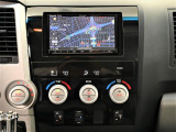 タンドラ  4WD クルーマックスLTD TR 社外ナビ リフトアップ 社外AW スペアキー