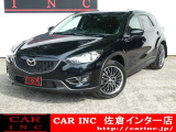 CX-5 2.2 XD Lパッケージ 4WD 黒革シート 社外19AW BIG-X コ-ナ-センサ-